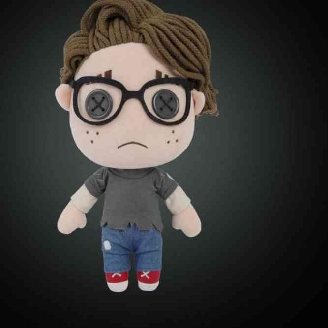V Survivor Lucky Guy Anime Cosplay Doll Plush Stuffed Toy