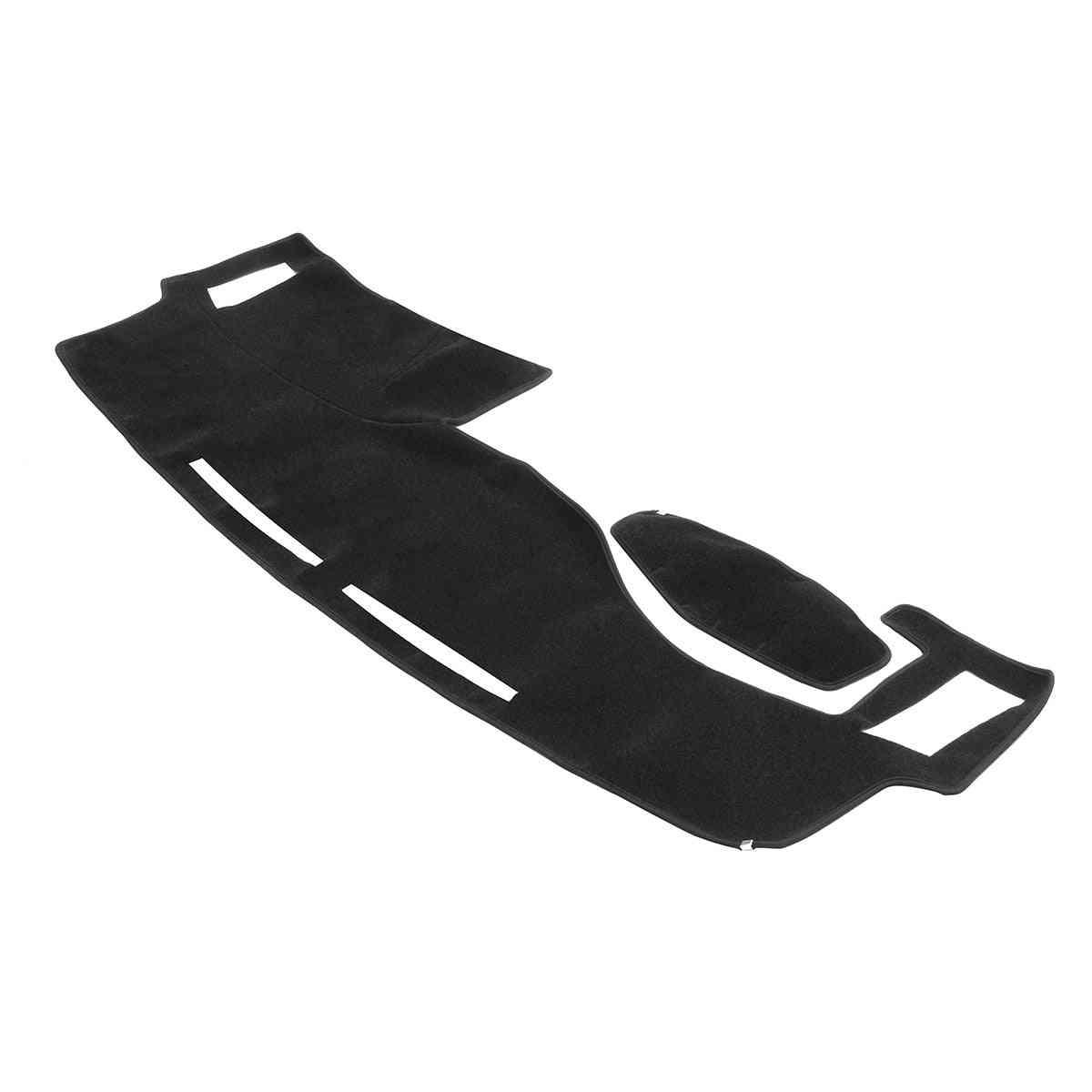 Car Dashboard Cover Dashmat, Sun Shade Carpet For Infiniti
