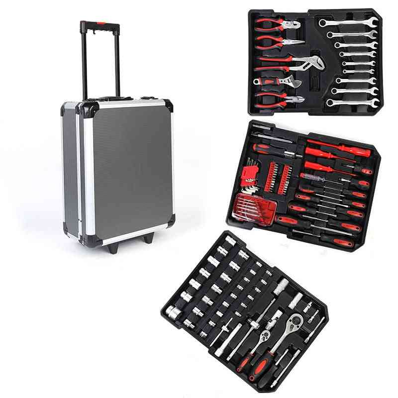 Setwrench/ Socket Assembly Professional, Car Tie Rod Repair Tool Toolbox