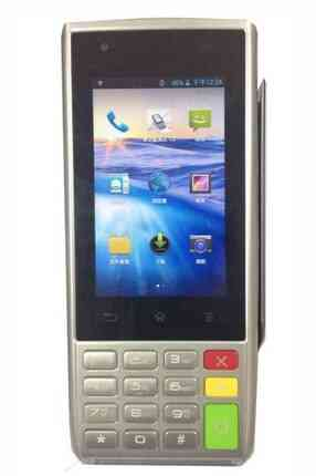 Wireless Pos Terminal Support With Magnetic Card/ Smart Ic And Nfc