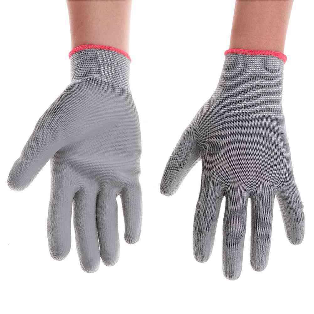 Cotton Yarn Garden, Protective Safety Gardening Mittens, Working Gloves