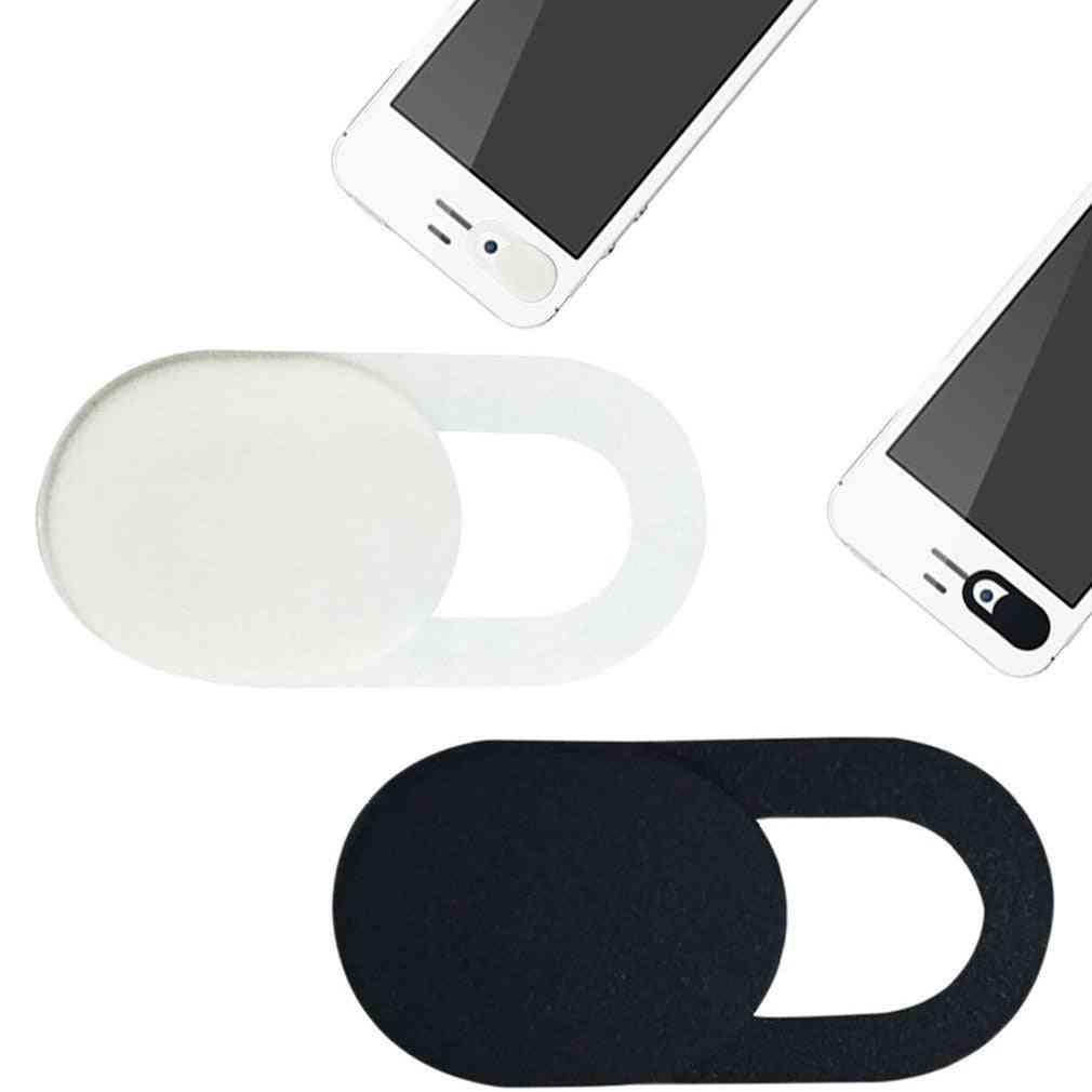 Portable Size, Webcam Cover Shutter Magnet Slider