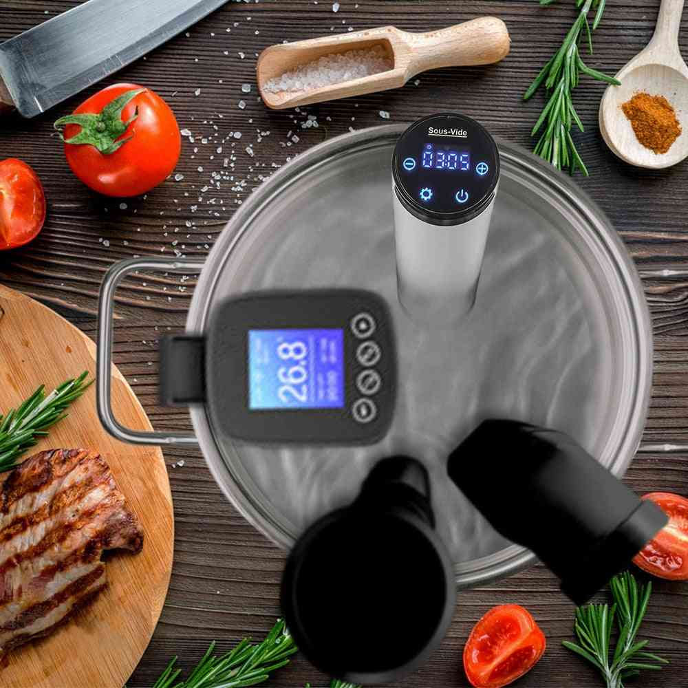 4th Generation Smart Wifi Cooker, Ipx7 Waterproof, Thermal Immersion