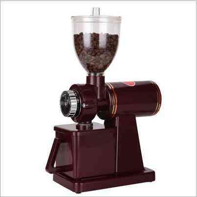 Electric Coffee Grinder 600n, Flat Burrs Mill Machine