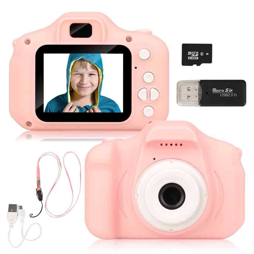 Mini's Camera, Rechargeable, Playback Kids