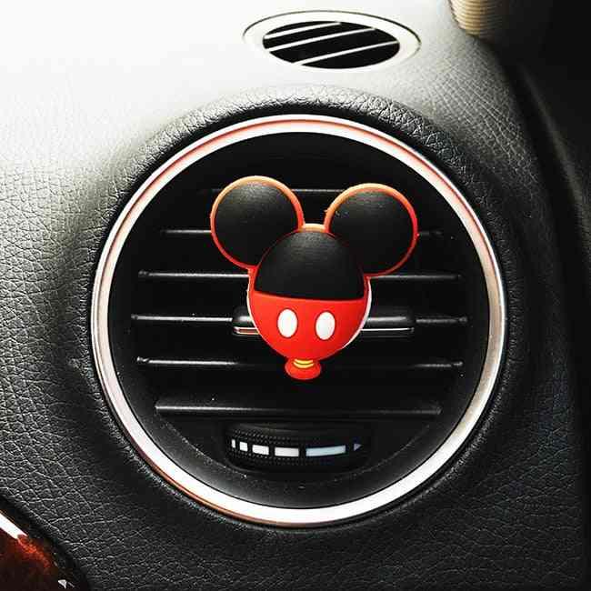Car Perfume Clip, Air Freshener Auto Vent Fragrance, Solid Perfume