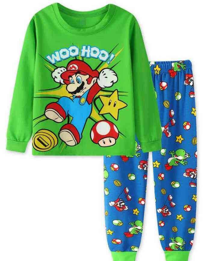 Children Pyjamas Autumn & Winter Baby Sleepwears Suits