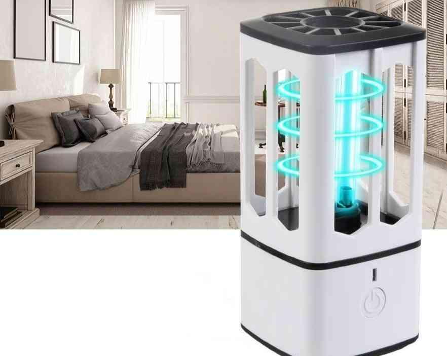 Uv Light Sterilizer Rechargeable Lamp, Usb Disinfection Lights