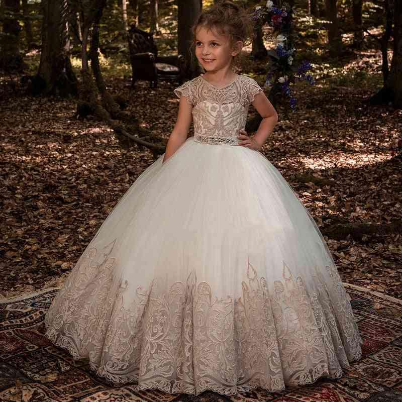 Satin Bow Princess Dress