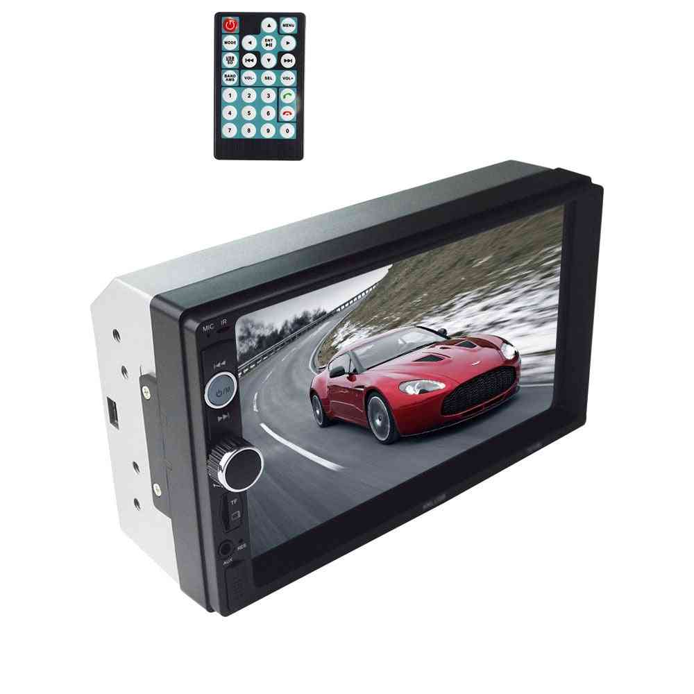 Bluetooth V2.0 Car Stereo Touch Screen Mp5 Player