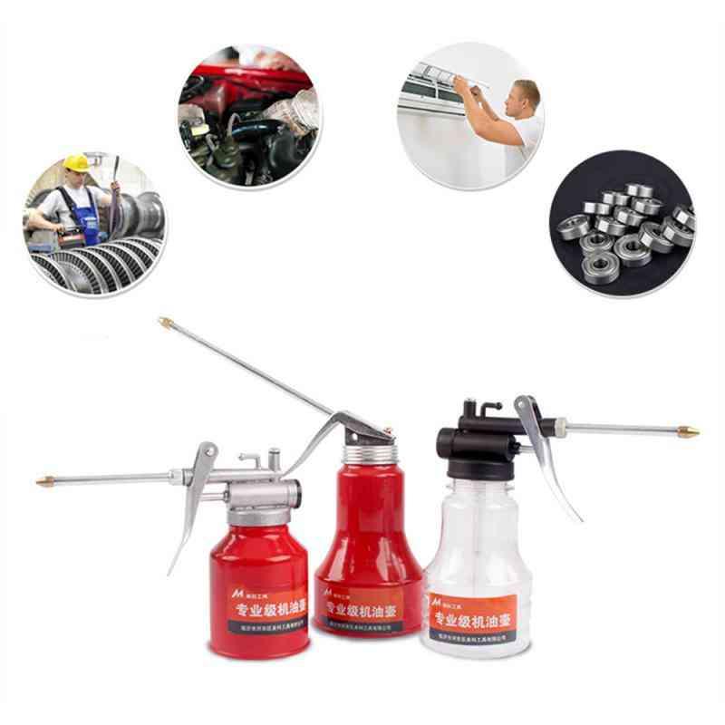 Can Oil High Pressure Pump Oiler Grease Gun Tool