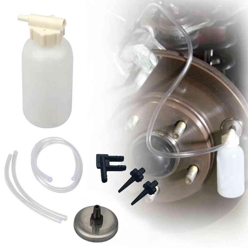 Brake Liquid Filling & Oil Suction Pump Brake Bleeder Tool