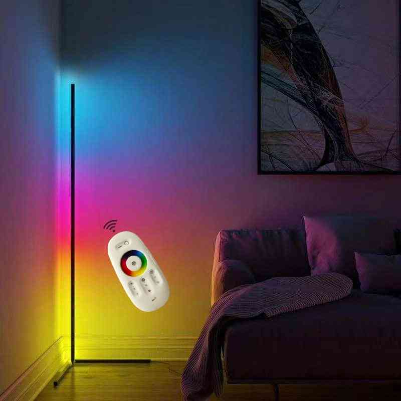 Color Changing, Corner Floor Lamp, App Control Led, Standing Lamp