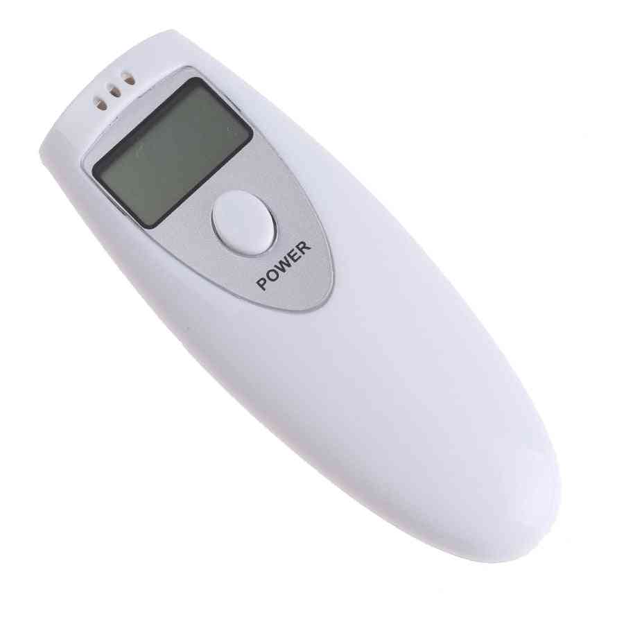 Digital Breathalyzer, Test Alcohol Detection, Accurate Measurement Analyzer