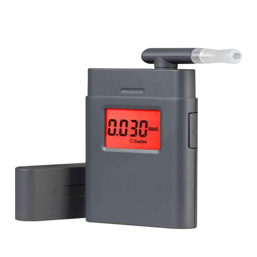 Fashion High Accuracy Mini Alcohol Tester, Breathalyzer, Glucometer