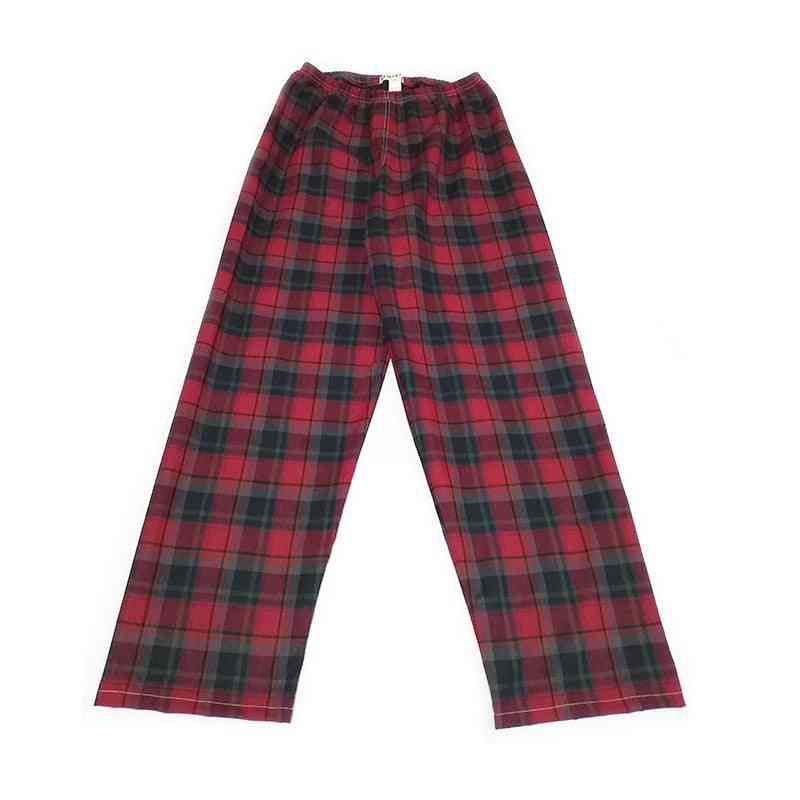 Summer Unisex Pajamas Cotton Sleep & Lounge Pants