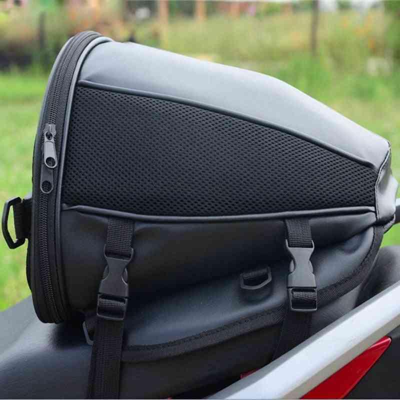 Motorbike Seat Back Bag / Saddlebag