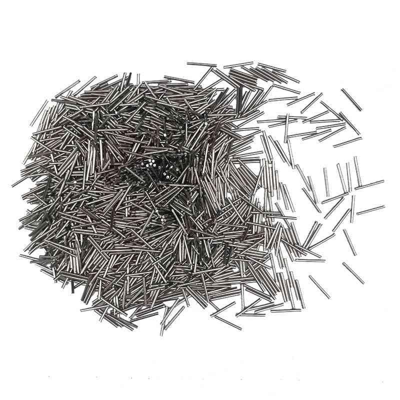 Mini Pins Magnetic Rotary Tumbler Polisher Tools, Stainless Steel Polishing Needles
