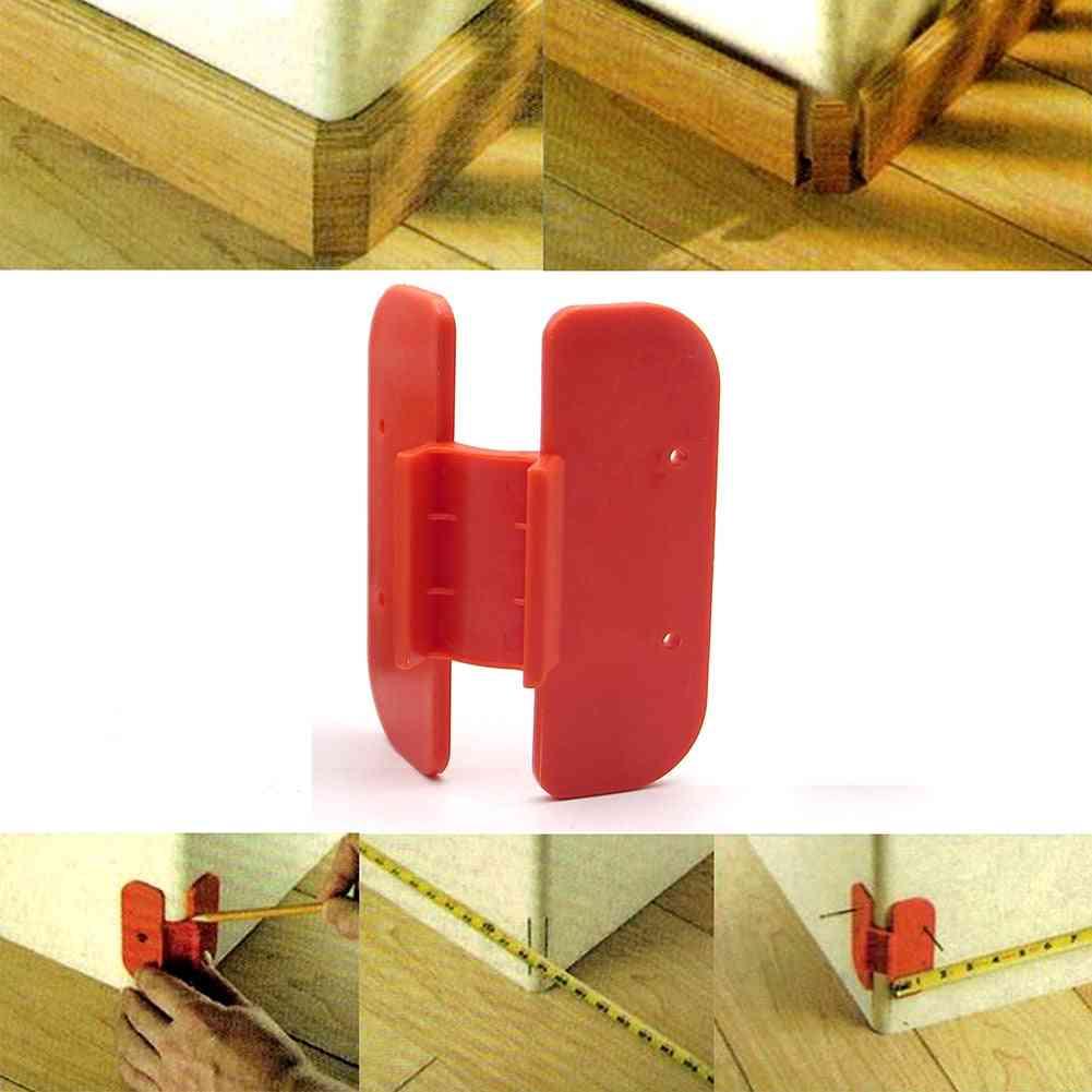 Foldable Cylinder, Magnetic Level Pipeline, Mini Spirit, Wooden Pillars, Hand Tool