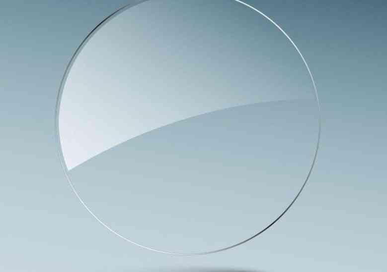 Anti-blue Light Lenses Resin Aspheric Glasses Lens