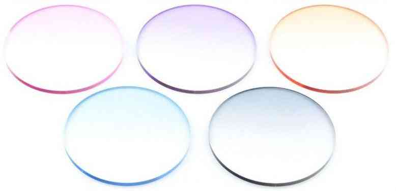Radiation Protection, High Index, Gradient Tint, Prescription Lenses