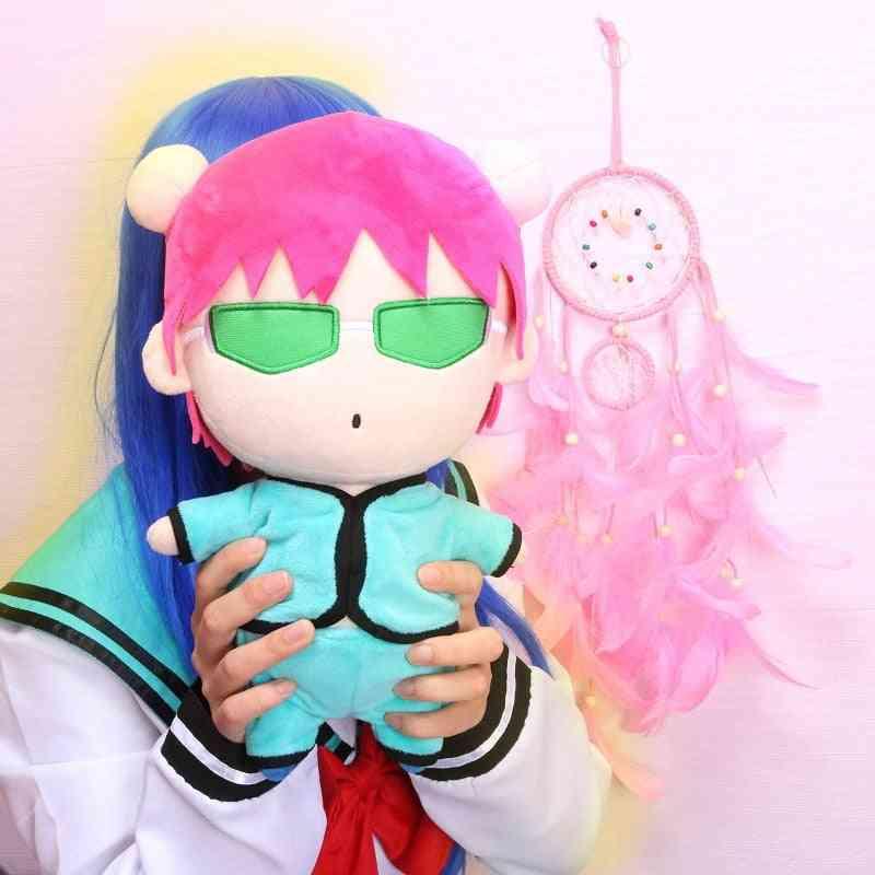 Anime Cosplay Doll, Stuffed Cushion, Throw Pillow Toy For Boy Girl's
