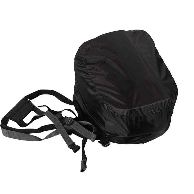 Waterproof Carbon Fiber, Motorbike Rear Back Seat, Backpack Luggage Bags