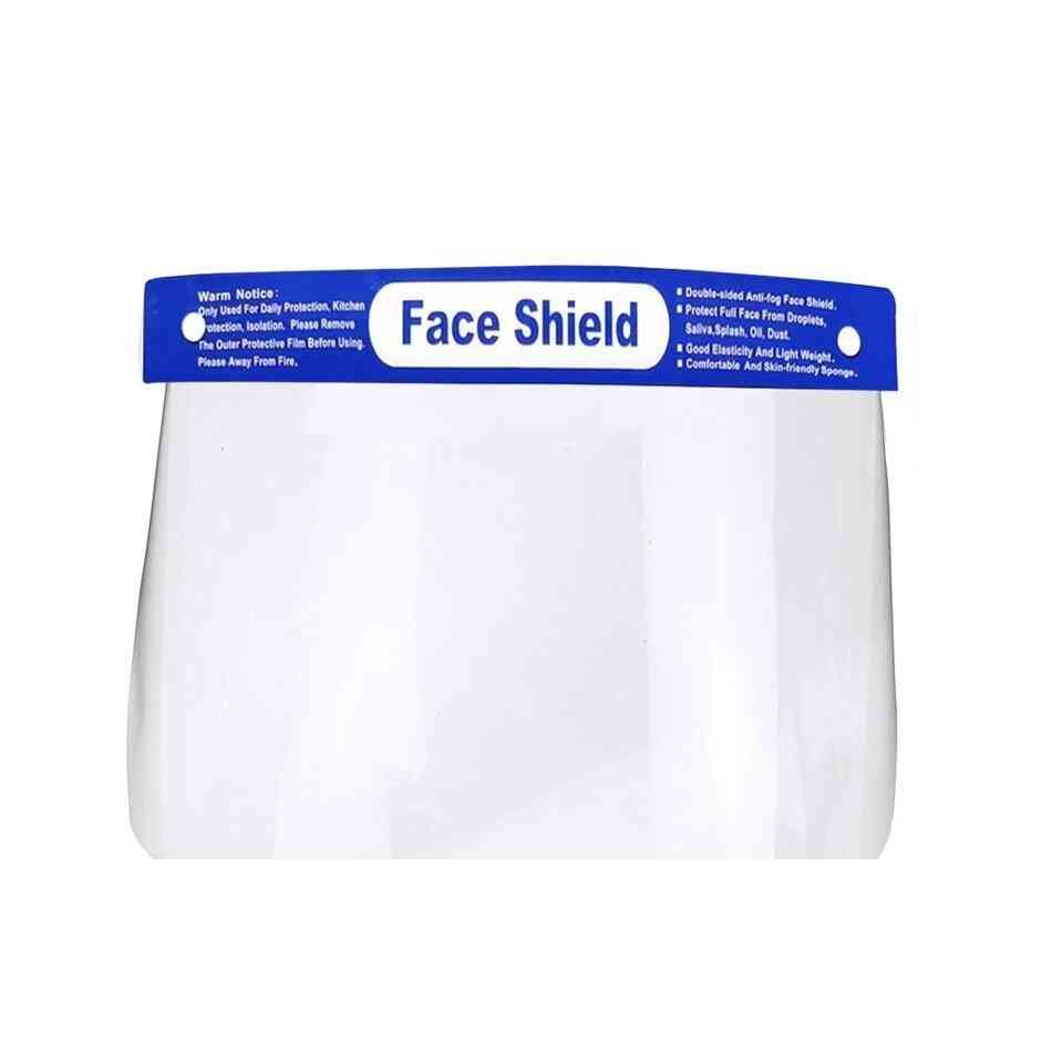 Safety Face Shield, Reusable Protective Shield-cover
