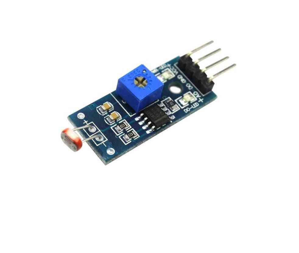 4-pin Optical Sensitive, Resistance Light Detection, Photosensitive Sensor Module