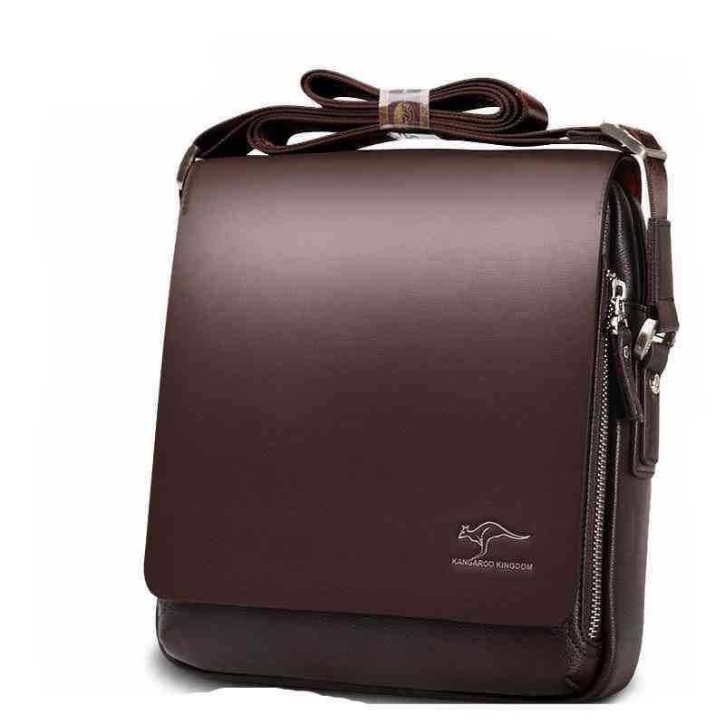 Leather Casual, Shoulder Messenger, Briefcase Travel Bags's