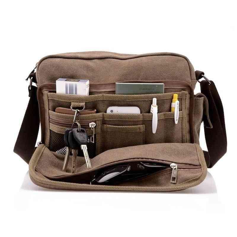 Multifunction Messenger, Shoulder Bag & Briefcases Card Pocket, Women