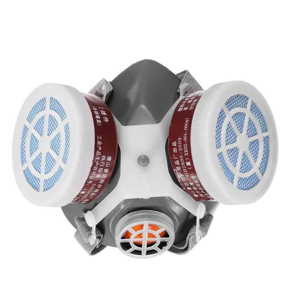 Protective Respirator, Painting Welding, Safety Smoke Gas Mask