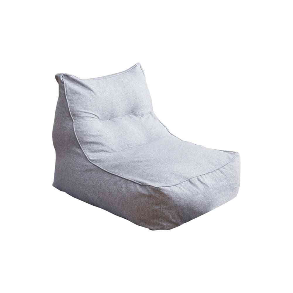 Lounger Seat, Solid Protective, Lazy Sofa Cover