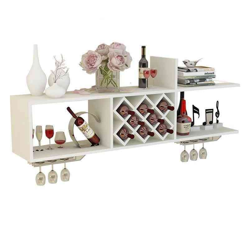 Commercial Shelf Rack, Furniture Bar, Wine Cabinet