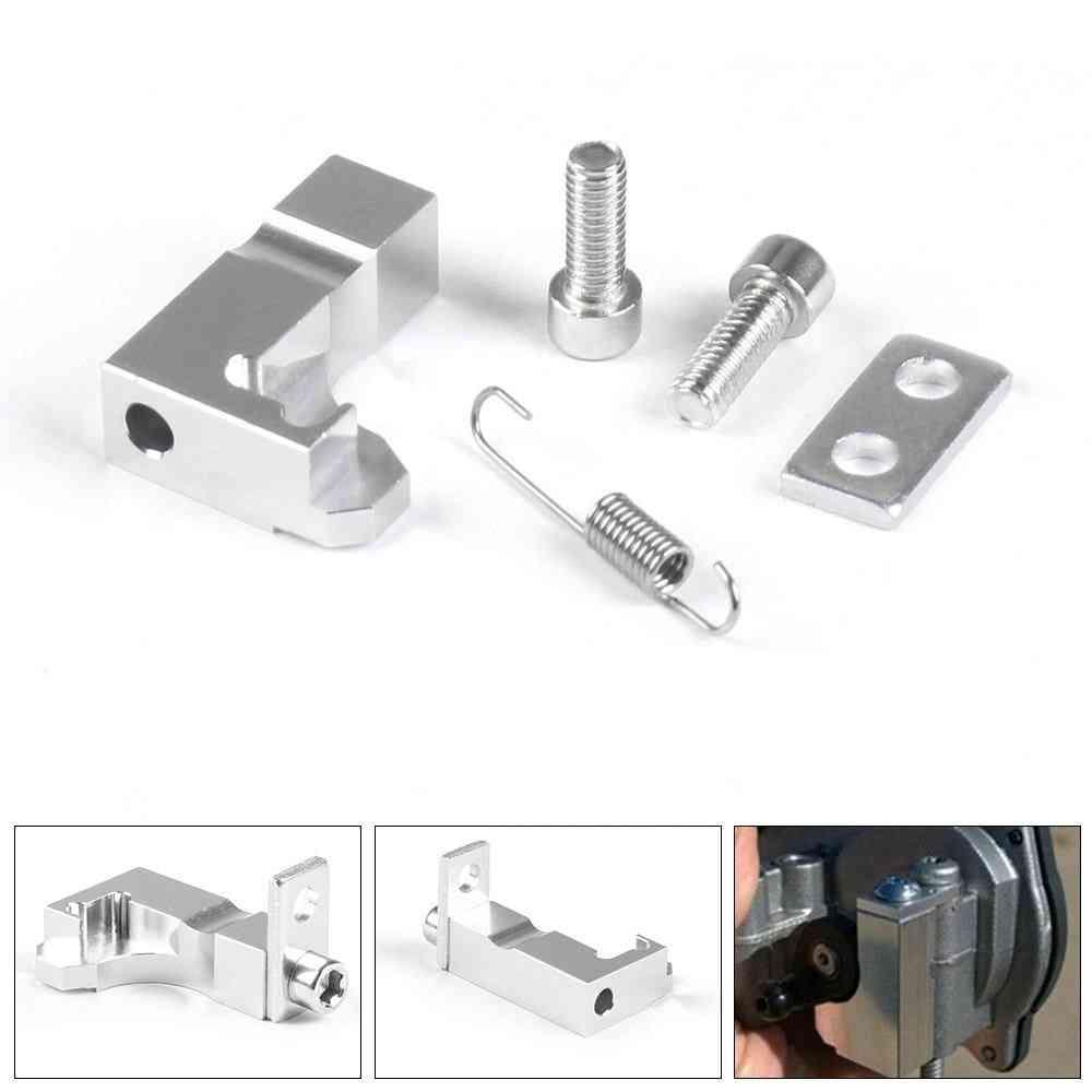 For Volkswagen 2.0 Tdi Inlet Aluminium Manifold Flap V157 Actuator Motor Kit