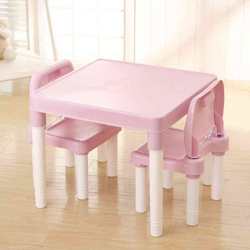 Baby Learning Tables With Chair Set