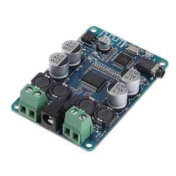 Power Amplifier Board Tda7492p Bluetooth Receiver, Audio Board
