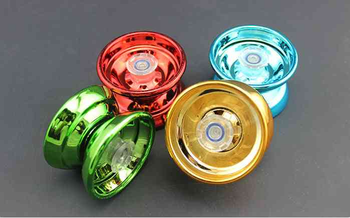 Children High Speed Bearings, Special Props, Metal Yoyo Toy