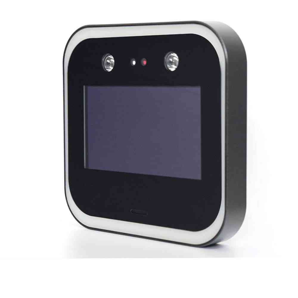 Touch Screen Wifi Dynamic Face Recognition Time Attendance Control