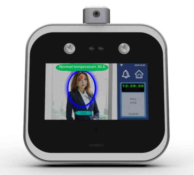 Touch Screen Wifi, Temperature Face Recognition, Employee Time, Access Control