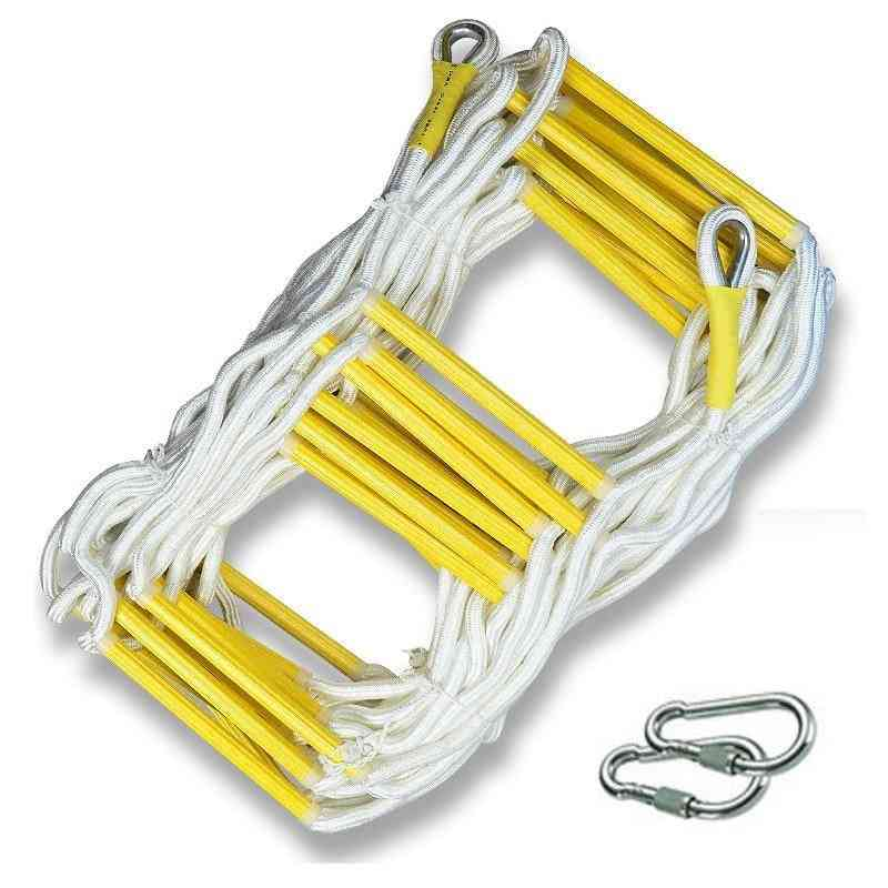 10m Rope 33ft Escape Ladder