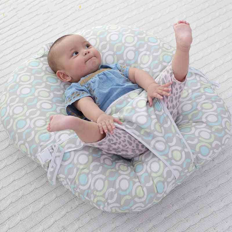 Multi-function Baby Feeding Cotton Couch Seat
