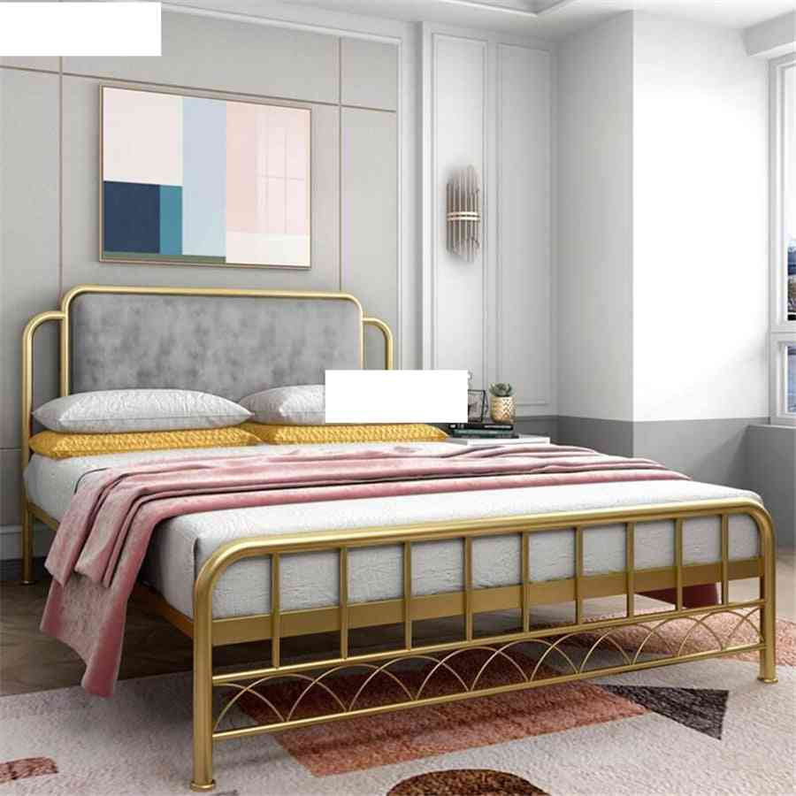 1 Set Of Bed Without Drawers