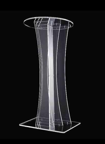 High Lucency- Acrylic Lectern Podium