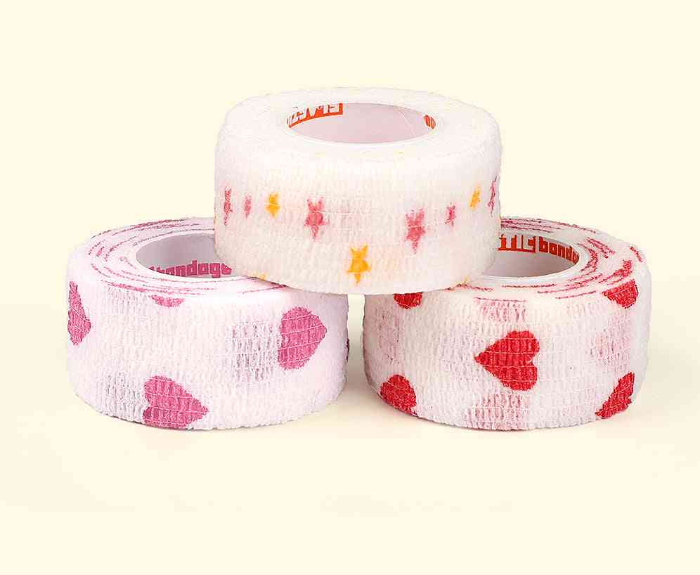 Fingers Protect, Elasticity Tape For Students Writing