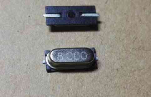 Hc-49s 49s 8mhz, Smd Passive Crystal