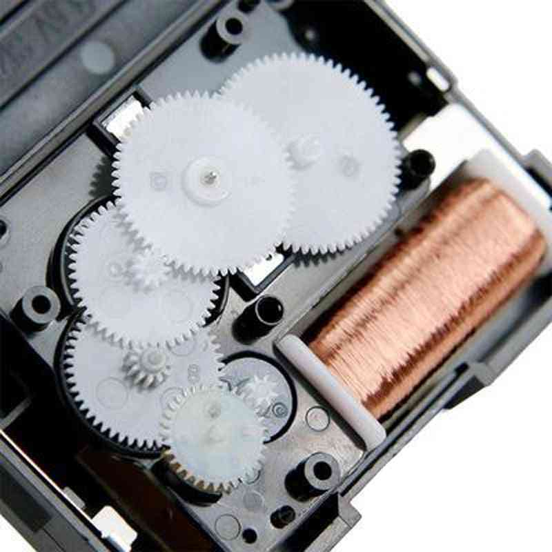 Classic Silent Clock Mechanism Movement, Quartz Motor Hs88
