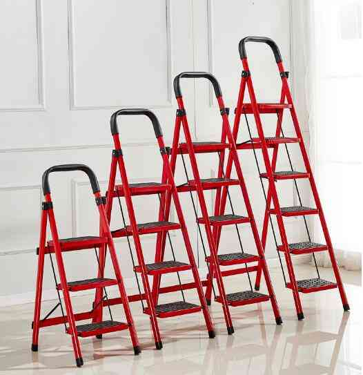 Portable Steel Collapsed, Outdoor Step, Ladder Stool