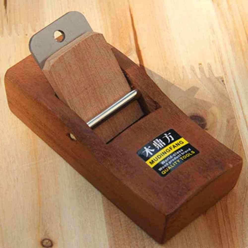 Mini Hand Wood Planer, Cutting Edge For Carpenter Woodworking Tools