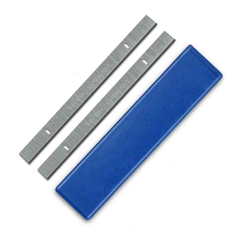 Hss Thickness Planer, Blades Knife For Woodworking Power Tool